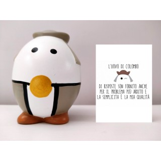 Uouo The Egg of Columbus