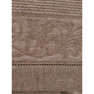 Pair Of Pure Linen Towels -...