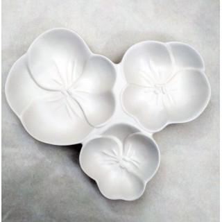 White Ceramic Container - 3...