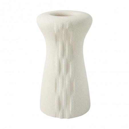 Stone Effect Ceramic Vase -...