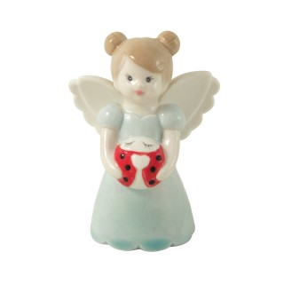 Fairy With The Ladybug -...
