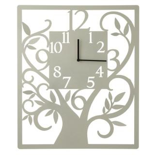 Perforated Metal Wall Clock...