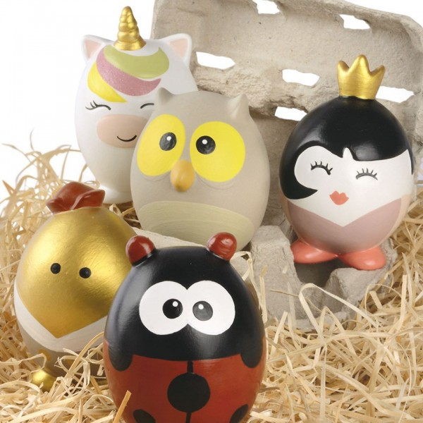Uouo 12 Pieces Complete Set - Special Easter