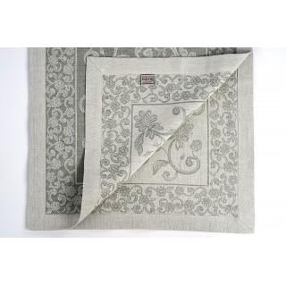 Mixed Linen Ramages Design...