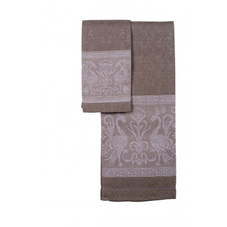 Pair of Pure Linen Towels...