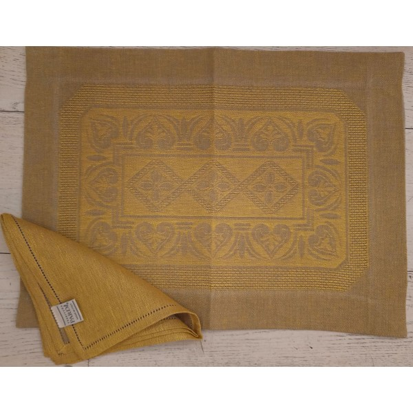 American Set - Pure Linen - Imperial Design